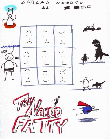 Naked Sketchbook