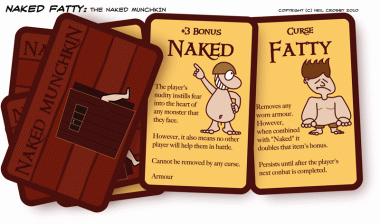 The Naked Munchkin