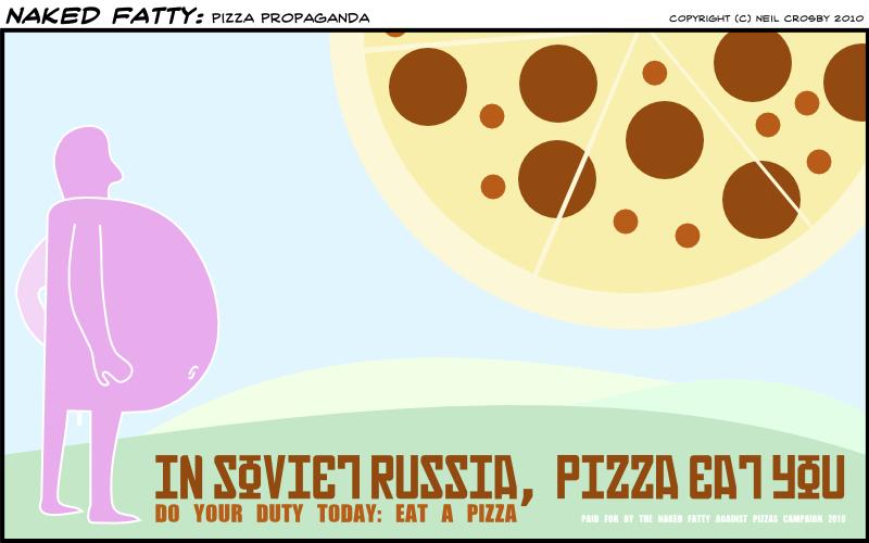 Pizza Propaganda